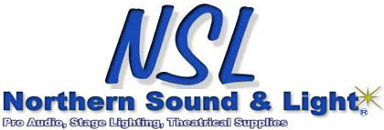 Northern Sound & Light Logo Image