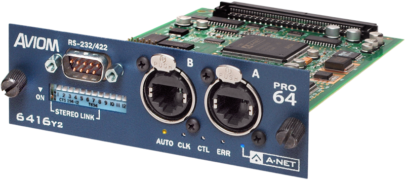 6416Y2 A-Net Interface Card