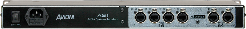 ASI A-Net Systems Interface
