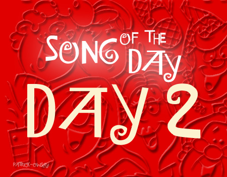"Day 2: Weezer's ""Hark! The Herald Angels Sing"""