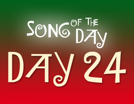 "Day 24: ""Christmas Song"" by Dave Matthews Band"