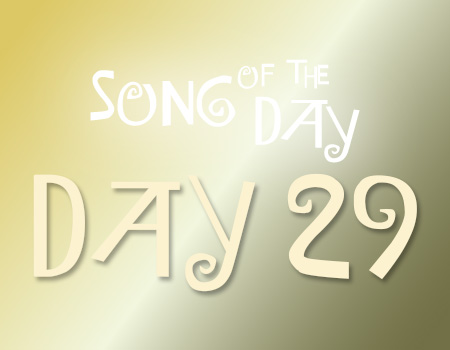 "Day 29: Ella Fitzgerald's ""Jingle Bells"""