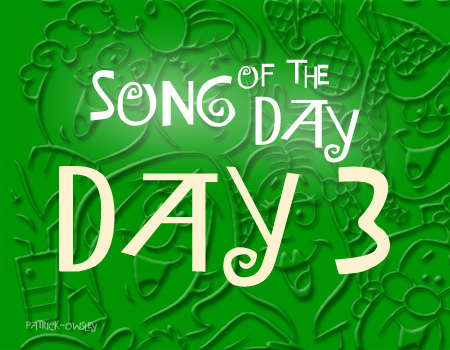 "Day 3: ""The Hannukah Waltz"" by Bela Fleck and the Fleckstones"