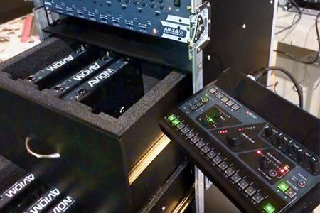 MediaCorp TV Theatre in Singapore Takes Delivery of A360 Personal Mixing System