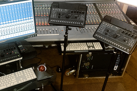 Rick Camp's Master Mix Live Program Uses A360 Personal Mixers To Assist with Engineering Training