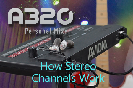 How A320 Stereo Channels Work