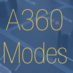 A360 Modes